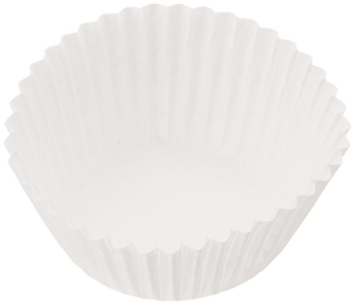 Reynolds 500 Piece Reynolds White Paper Cupcake Cup Liners, Mini