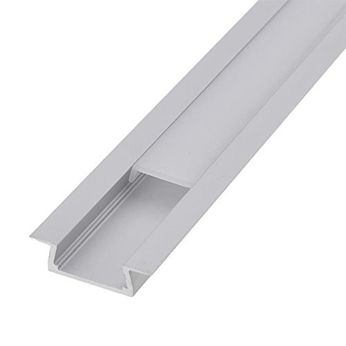 LEDwholesalers Aluminum Channel System with