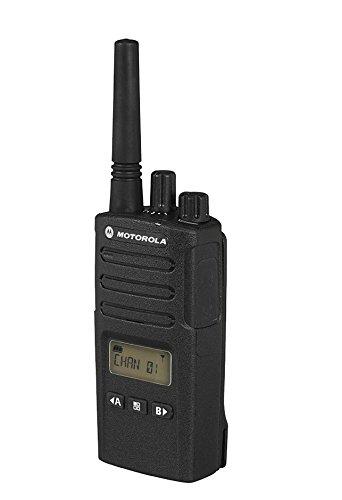 4 Pack of Motorola RMU2080d Business Two-Way Radio LED Display 2 Watts/8 Channels