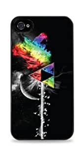 Pink Floyd Triforce Apple iPhone 5C Silicone Case - Black - 550