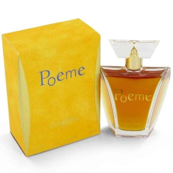 (POEME by Lancome - Eau De Parfum 3.4 oz -)