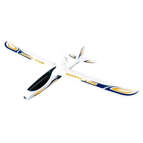 Hubsan H301S Spy Hawk RC Airplane with FPV (White) -