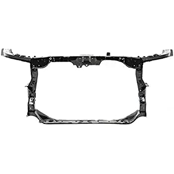 Direct Fit Radiator Support Cover for 2006-2011 Honda Civic HO1225147