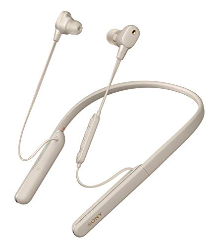 Sony WI-1000XM2 Wireless Noise Cancelling In-ear Headphones (Silver)