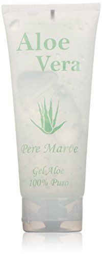 Bionatural 10670 - Gel con aloe vera dermogético, 100% puro en tubo, 100 ml: Amazon.es: Belleza