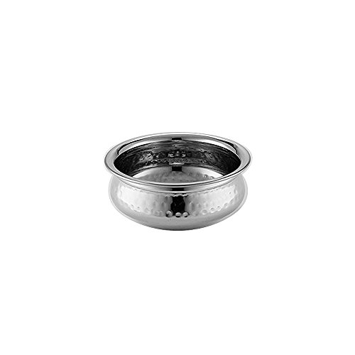 American Metalcraft HB5 Stainless 16 Oz. Moroccan Hammered Bowl (American Metalcraft Stainless Steel Bowls)