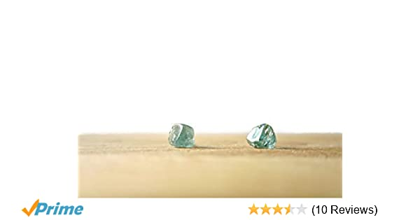 24a05ef23 Blue apatite stud earrings - 925 silver earrings - Raw gemstone earrings -  Rough gemstone - Raw Crystal Earrings - Apatite Earrings - Blue Earrings -  Boho ...