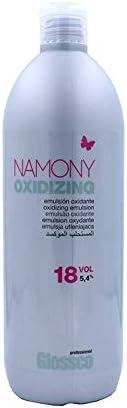 Glossco Namony Oxidizing, Emulsión Aclarante Del Cabello 18 ...