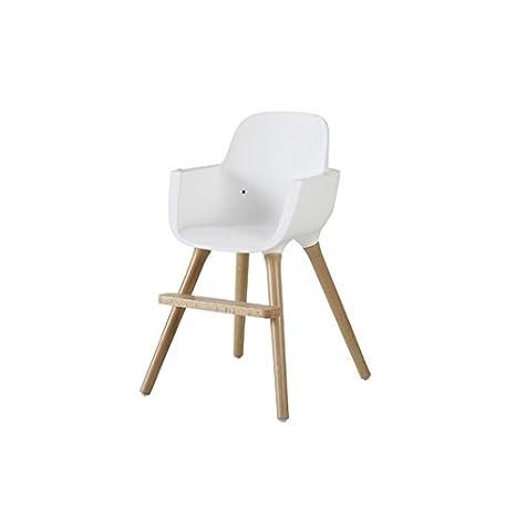 Amazon.com: Micuna Ovo Max alta silla con asiento tela, Azul ...