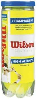 Tennis Equipment & Gear: Wilson High Altitude