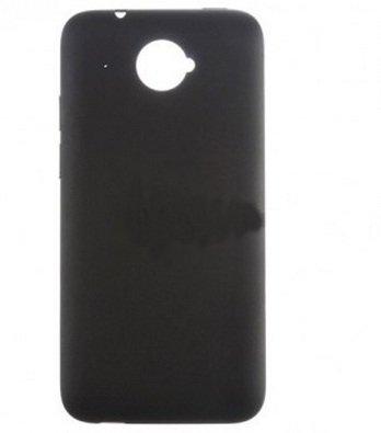 Best Shopper - Replacement Battery Door - Black Compatible with HTC Desire 601