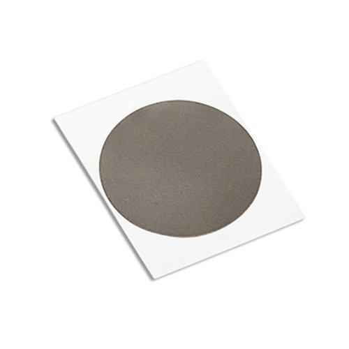TapeCase 3M AB5030 CIRCLE-0.938 -250 schwarzes Acryl-Klebemittel EMI Absorber, 0,938  Durchmesser Kreise (250 Stück)