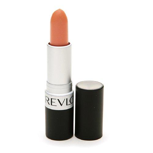 Revlon Super Lustrous Matte Lipstick, Nude Attitude [001] 0.15 oz