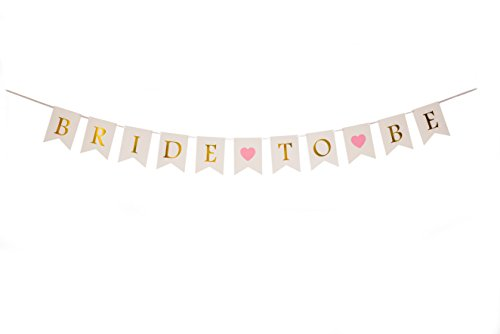 BRIDE TO BE Banner- For Bridal Shower, Bachelorette Party, Wedding Party, - Should Sunglasses Be