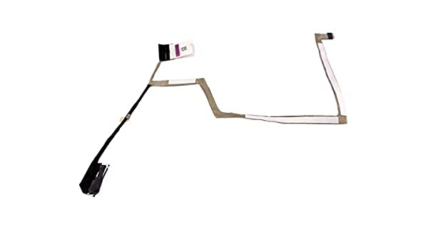 P//N DC02C00GV00 0KKHCN Genuine New LVDS LED Flex Video Display Touch Screen DAZ40 EDP LCD Cable Replacement for DELL 40PIN