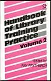 Handbook of Library Training Practice, Raymond John Prytherch, 0566036339
