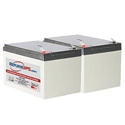 APC Smart-UPS 1000VA Ship (SU1000X93) - Brand New Compatible Replacement Battery Kit