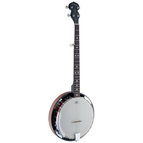 Stagg Bjw24Dl 5 String Western Banjo by Stagg
