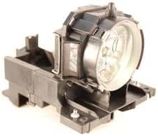 Original Ushio Projector Lamp Replacement with Housing for Hitachi CP-X605