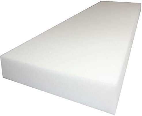 Seat Replacement , Upholstery Sheet , Foam Padding 4 X 30 X 72 Upholstery Foam Cushion High Density