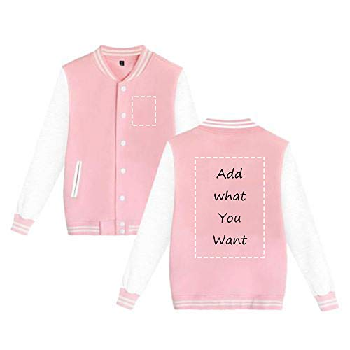 Personalized Lightweight Varsity Jacket Custom Baseball Jacket For