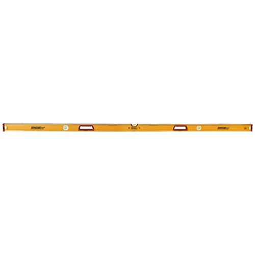 Johnson Level & Tool 1717-9600 Heavy Duty Aluminum Box Level, 96''