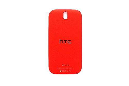 For HTC ONE SV Back Battery Door Cover Red - All Repair Parts USA Seller (Door Battery Htc)