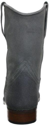 Grau HiPP Gray Suede Burned WoMen Grey D1887 Grey Boots UU6wv0q