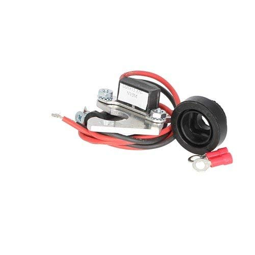Electronic Ignition Kit - 12 Volt Negative Ground International Super M M Super A H B C 350 W6 130 424 Super C 444 100 A 330 Super MTA Super H 240 140 300 200 504 340 2504 450 404 Cub 454 230 W4 400 (Electronics International)
