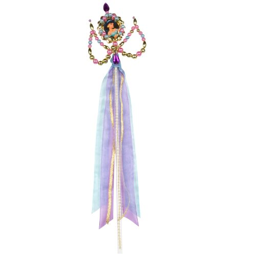 Disguise Disney Aladdin Jasmine Wand Costume Accessory, One Color (Jasmine In Aladdin Costumes)