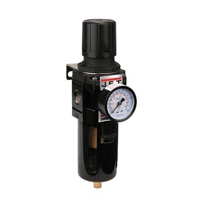 JET JFR-38 3/8-Inch NPT Air Filter/Regulator