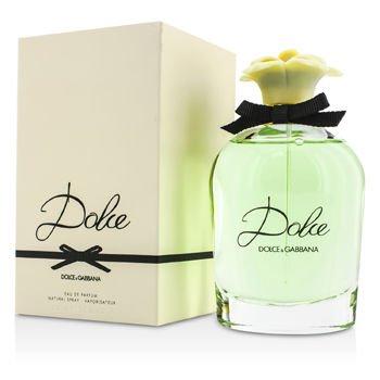 Dolce by Dolce and Gabbana Eau De Parfum Spray for Women, 5 - Gabbana Dolce Flower