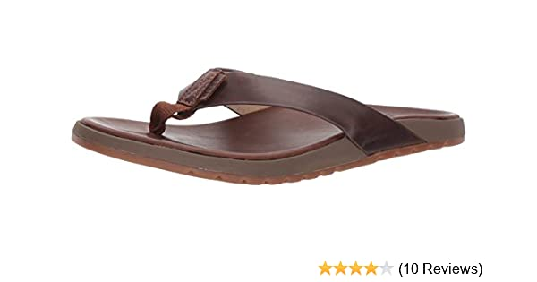 985e5e3d9180 Amazon.com  Reef Men s Contoured Voyage LE Sandal  Shoes