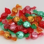 Almond Mint Candy - GoLightly Sugar Free Candy Individually wrapped (Tropical Fruit, 5Lb) by SweetGourmet