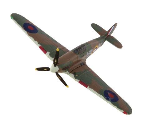 Hcorgi Cs90588 Hurricane WWII Military Die Cast Aircraft By Hornby Hobbies Ltd ()