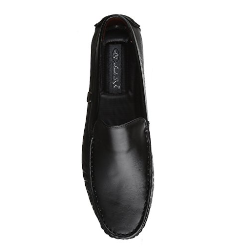 Brandvilla Mens Synthetic Leather Formal Shoes