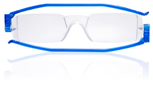 Nannini Compact One Optics 2.5 Temples Reading Glass (Blue)