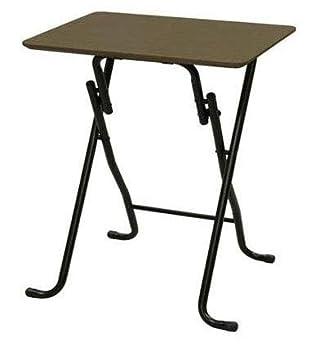 amazon sh ease folding table l テーブル br bk コンソールテーブル