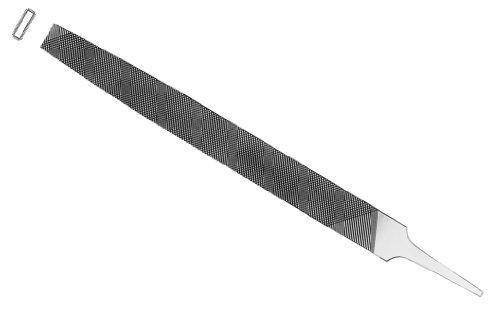 (Grobet American Pattern Flat File Bastard Cut 10 Inch Box of)