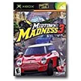 Midtown Madness 3 (XBOX)