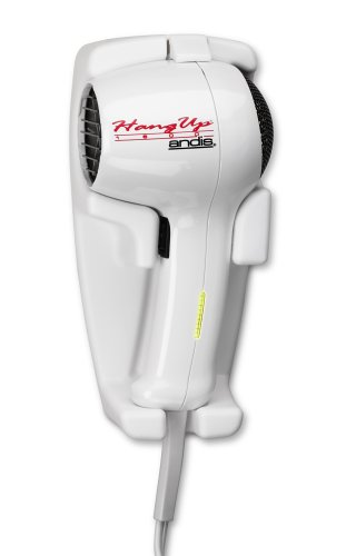 Andis 30925 Hangup 1600W Wall Mount Hair Dryer with Night Light (Andis Hair Dryer Wall compare prices)