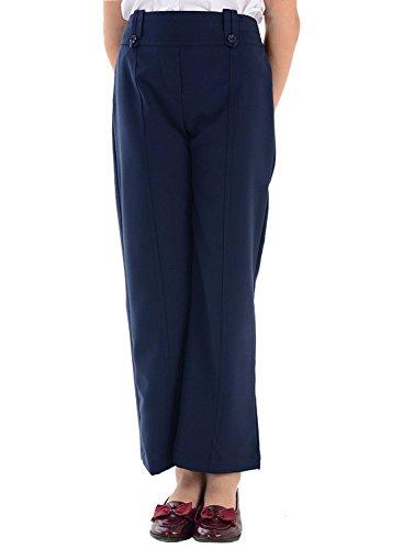 de uniforme de Girls elegante Eesa Pantalones Adam Bot escolar 1IgzxHq