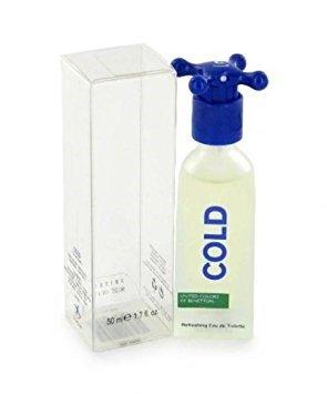 - BENETTON Cold Edt Spray 3.3 OZ