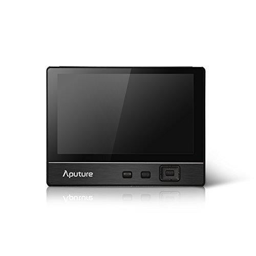 Modovo Aputure V-Screen VS-2 7'' LCD Video Monitor with US Plug, IPS screen Supports 1080p HDMI/YPbPr/AV Inputs by Modovo