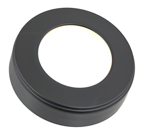 Black Led Puck Lights