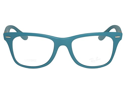 Ray Ban RX7032 RB7032 Liteforce new wayfarer 5436 Oil Eyeglasses - Liteforce Ray Wayfarer Ban