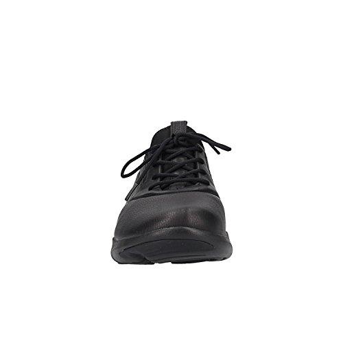 C9999 Geox S Nebula Uomo C Nero Sneaker U Black Infilare zqv1Oaz