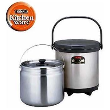 Thermos Vacuum Insulation Cooking Cooker Shuttle Chef kyaringutaipu buronzumetarikku RPC-4500BZM