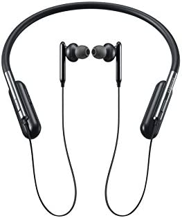 New U Flex compatible Bluetooth Wireless In-ear Flexible Headphones with Microphone Replacement for Samsung EO-BG950 (Black)