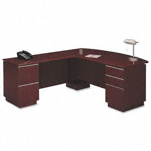 (BSH500072A29000 - Bush Milano Collection Right L-Desk)